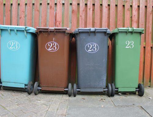 Les ordures ménagères et les encombrants