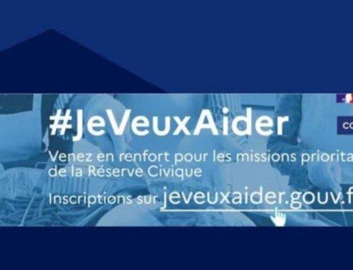 COVID 19 – #jeveuxaider